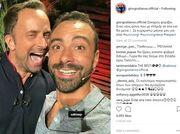Σάκης Τανιμανίδης – Γιώργος Λιανός: Η φωτο στο instagram μετά το τέλος του ημιτελικού του Survivor 2