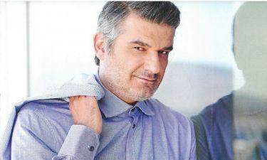 Κώστας Αποστολάκης: «Το χιούμορ είναι μεγάλη ιστορία για την πορεία ενός ζευγαριού»