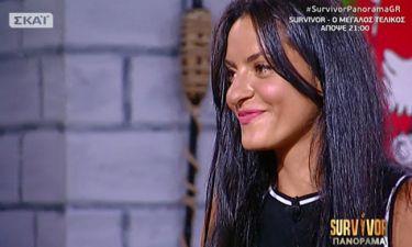 Survivor Πανόραμα: Μελίνα: «Με τον Ηλία περιμέναμε την κατάλληλη στιγμή για να μιλήσουμε»