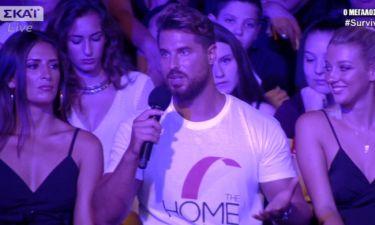 Survivor 2 Τελικός:  Συγκινεί ο Νάσος – Η φιλανθρωπική του κίνηση και τα χειροκροτήματα