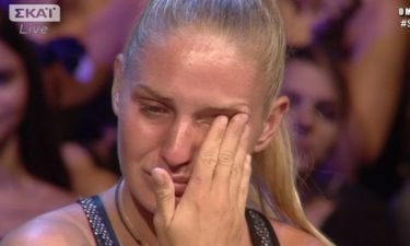 Survivor 2 τελικός: Τα κλάματα της Δαλάκα λίγο πριν την ανακοίνωση του αποτελέσματος