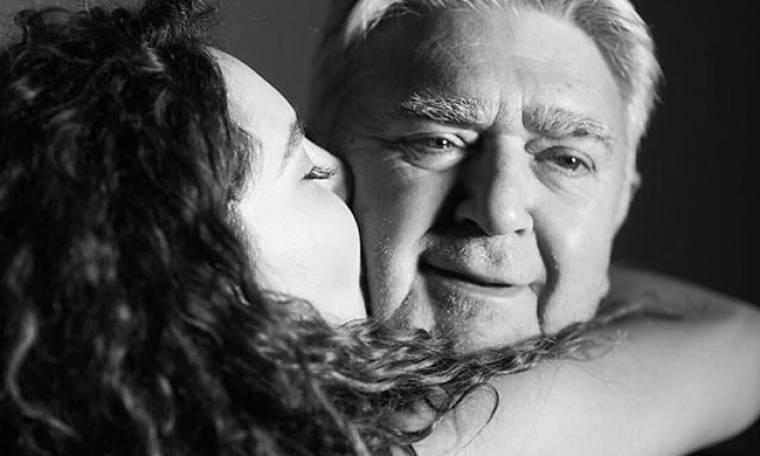 Γιάννα Τερζή:«Με ενόχλησαν όσα γράφτηκαν για την υγεία του πατέρα μου. Είναι ασέβεια»