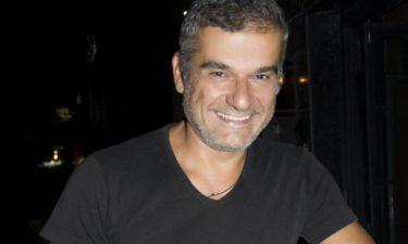 Αποστολάκης: «Με θεωρώ τυχερό που τα τελευταία χρόνια μπορώ να συνδυάζω τηλεόραση και θέατρο»