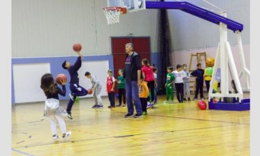 Ένα ακριτικό νησί στην πρώτη Εθνική κατηγορία μπάσκετ