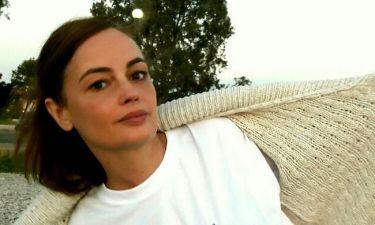 Αγνώριστη με το νέο της λουκ η Σοφία Πανάγου