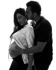 Περιμένουν από στιγμή σε στιγμή το πρώτο τους παιδί και ανέβασαν την πιο τρυφερή τους φωτογραφία!