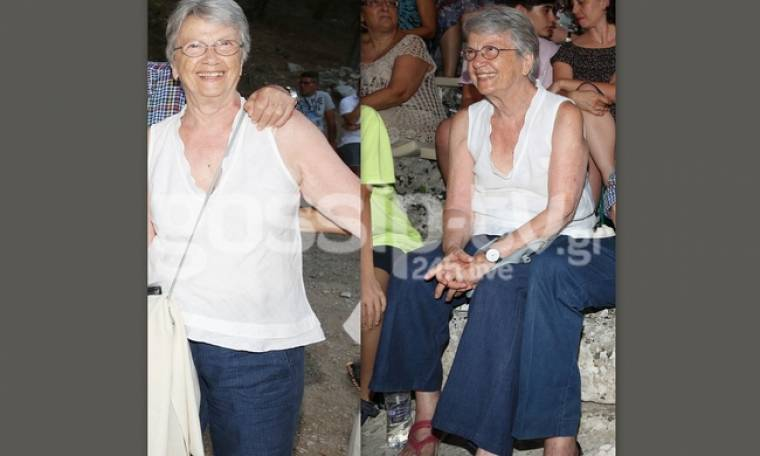 Είναι η σύζυγος Έλληνα πρωταγωνιστή