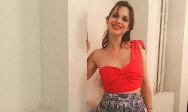 Ευγενία Δημητροπούλου: Δείτε ποιος κούκλος ηθοποιός τη συνόδευσε σε γάμο και δεν ήταν ο Κούρκουλος