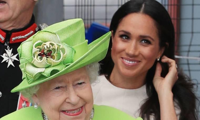 Γιατί η Βασίλισσα Ελισάβετ συμπαθεί περισσότερο τη Meghan από την πριγκίπισσα Diana;