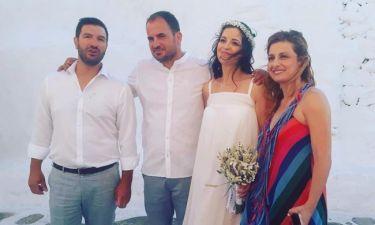 Παντρεύτηκε ο «Κηπουρός του Mega»
