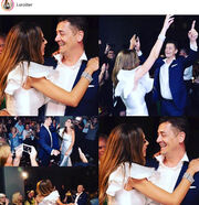Ιωάννα Μπούκη: Οι φωτογραφίες από το γαμήλιο γλέντι και το μήνυμα στο Instagram