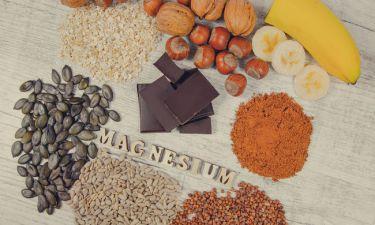 Έλλειψη μαγνησίου: Τα 7 συμπτώματα που τη μαρτυρούν
