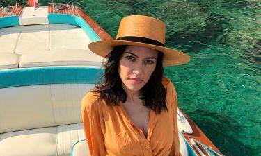 Ποια Kim; Η Kourtney Kardashian ανέβασε την πιο σέξι της φωτογραφία