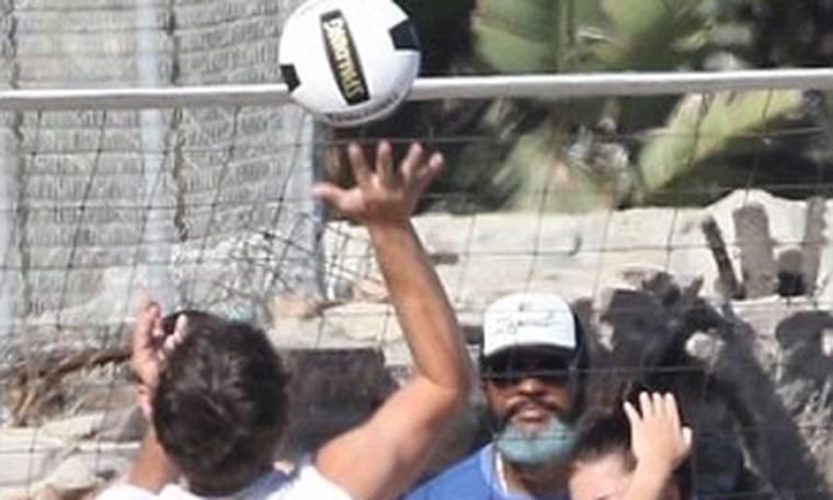 Leonardo DiCaprio: «Καρφώνει» σαν επαγγελματίας!