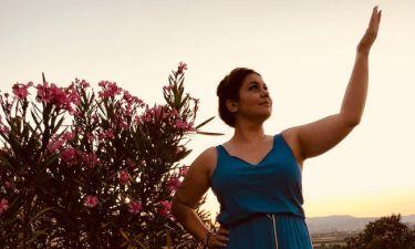 Μαριέλλα Σαββίδου: Δείτε την με μαγιό και χωρίς ρετούς