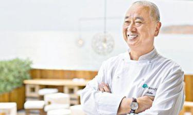 Nobu Matsuhisa: Ο διάσημος Ιάπωνας chef μιλάει για την ελληνική κουζίνα και δίνει μαγειρικά tips!