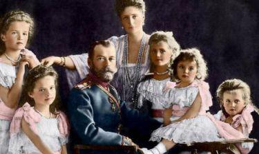 Ρομανόφ: Σαν σήμερα έναν αιώνα πριν η τσαρική δυναστεία της Ρωσίας εκτελείται
