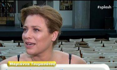Τουμασάτου: Η αντίδραση της όταν ρωτήθηκε αν η κόρη της θα βρεθεί στο θέατρο για να τη δει!