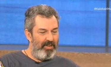 Χρήστος Χατζηπαναγιώτης: Μιλά για τη σχέση του με τη Βίκυ Σταυροπούλου