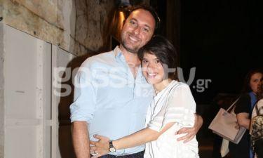 Μόνικα: Σπάνια δημόσια εμφάνιση με τον σύζυγό της