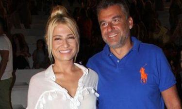 Σκορδά – Λιάγκας: Μαζί στην Τήνο με τα παιδιά τους!