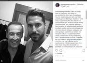 Νάσος Παπαργυρόπουλος: Η συνάντηση με τον νονό του, Τόλη Βοσκόπουλο