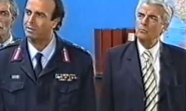 Γιάννης Ευαγγελίδης: Δείτε πώς είναι σήμερα ο «Αρχηγός της Αστυνομίας» στο «Καλημέρα Ζωή»