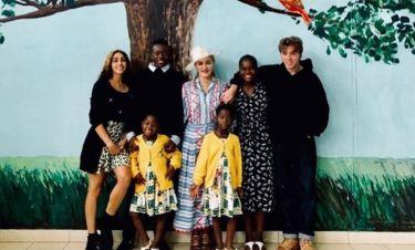 Η Madonna και τα έξι παιδιά της είναι ο, τι καλύτερο στο Instagram (pics)