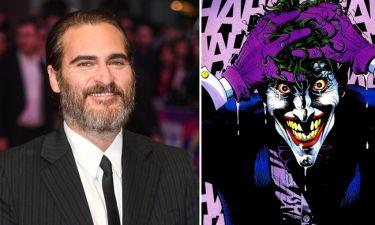 Joaquin Phoenix: Θα είναι ο νέος Joker