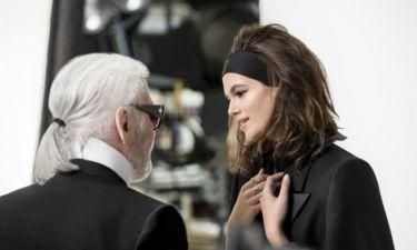 Kaia Gerber: Η πρωταγωνίστρια στη νέα καμπάνια του Karl Lagerfeld
