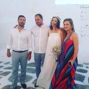 Πρώην παρουσιαστής του Mega παντρεύτηκε και το ανακοίνωσε μέσω instagram με φωτό του γάμου του