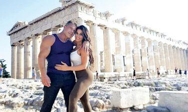 Ανέτ Αρτάνι: Διακοπές στην Ελλάδα με τον νέο της σύντροφο