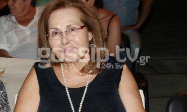 Ποιας Ελληνίδας πρωταγωνίστριας είναι μητέρα η κομψή κυρία της φωτογραφίας;
