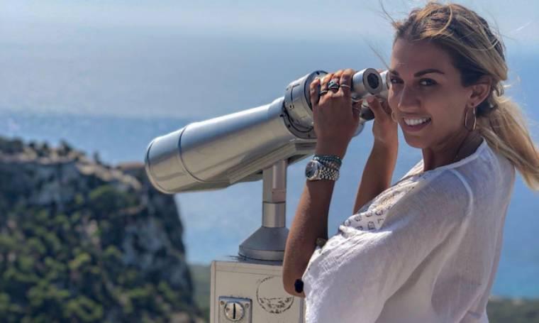 Κωνσταντίνα Σπυροπούλου: Το μήνυμα όλο νόημα στο Instagram για το επαγγελματικό της μέλλον
