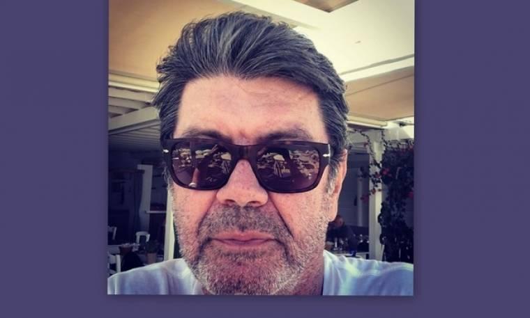 Γιάννης Λάτσιος: Κάνει διακοπές με τον γιο του στην Τήνο