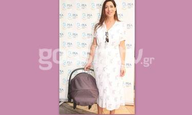 Φλορίντα Πετρουτσέλι: Πήρε εξιτήριο από το μαιευτήριο με το νεογέννητο κοριτσάκι της! Οι πρώτες φωτο