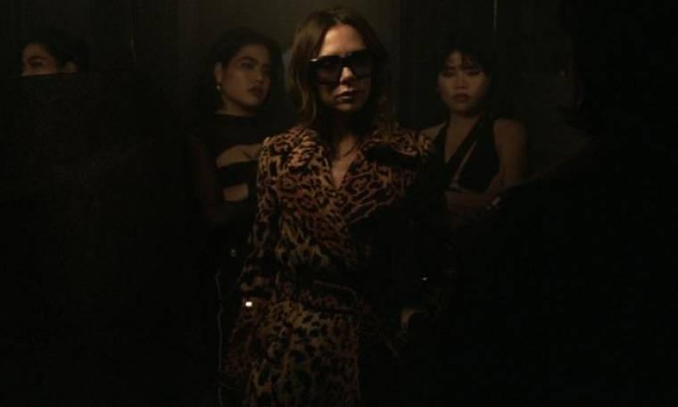 Victoria Beckham: Δείτε τη σε ρόλο σκληρού πορτιέρη σε Club