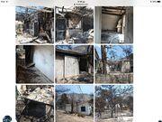 Άννα Κουρή: Κάηκε ολοσχερώς το σπίτι της στην Κινέτα