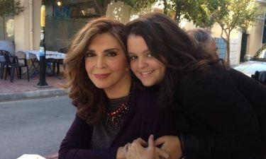 Φωτιά Αττική: Συγκλονισμένη η Μιμή Ντενίση - Η κόρη της εθελόντρια για να βοηθήσει τους πυρόπληκτους