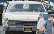 Brad Pitt - Leonardo DiCaprio: Προκάλεσαν κυκλοφοριακή συμφόρηση στο Λος Άντζελες με εμφάνισή τους