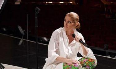 Είσαι σίγουρη ότι θέλεις να δεις την πρόσφατη εμφάνιση της Celine Dion;