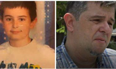 Ραγίζει καρδιές ο πατέρας του 13χρονου Δημήτρη: Να μην πονέσει άλλος, όπως εγώ