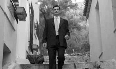 Κωνσταντίνος Γιαννακόπουλος: Η τρυφερή φωτογραφία αγκαλιά με τον γιο του