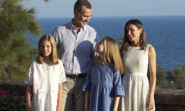 Διακοπές στη Μαγιόρκα για την ισπανική βασιλική οικογένεια!