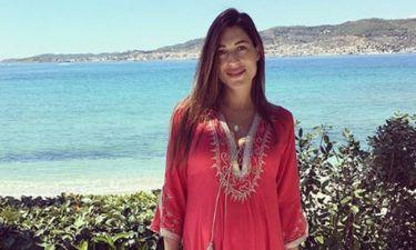 Φλορίντα Πετρουτσέλι: H νέα φωτογραφία της νεογέννητης κόρης της!