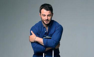 Γιώργος Αγγελόπουλος: Η αδημοσίευτη φωτογραφία από την βάφτιση του ανιψιού του