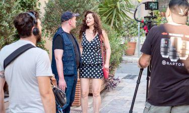 Δέσποινα Μοίρου: Έφερε το Χόλιγουντ στην Ελλάδα για γυρίσματα ταινίας