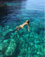 Γουλανδρή-Λαιμός: Οι πρώτες καλοκαιρινές διακοπές με την κόρη τους