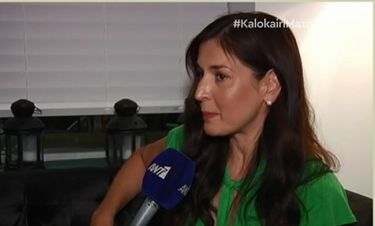 Βαλέρια Κουρούπη: «Ο άντρας μου μπορεί να μου κάνει κομπλιμέντα όταν πλένω τα πιάτα»
