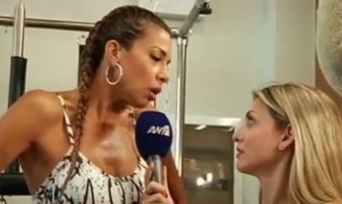 Ελένη Χατζίδου: «Στην πρώτη μου οντισιόν μου έπεσε το μικρόφωνο από το άγχος»